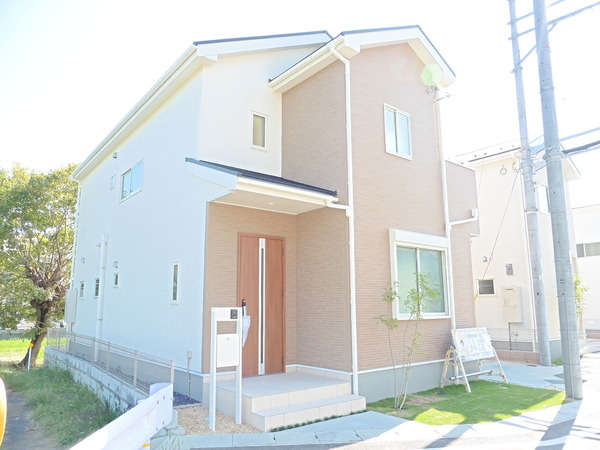 岸和田市尾生町第3期1号地 新築一戸建て