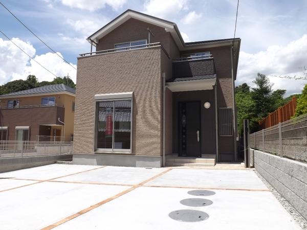 大阪市東住吉区住道矢田第11期2号地 新築一戸建て
