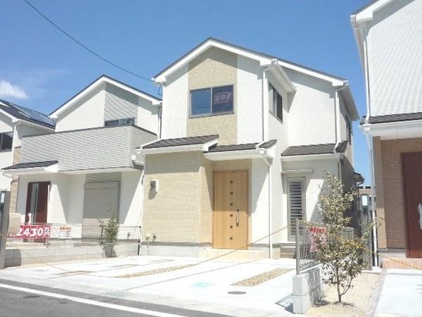 富田林市寿町第1期2号地 新築一戸建て