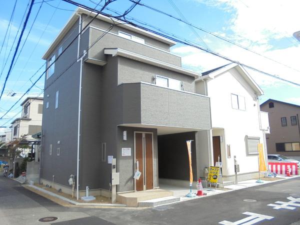 堺市西区浜寺船尾町西第18 1期1号地 新築一戸建て