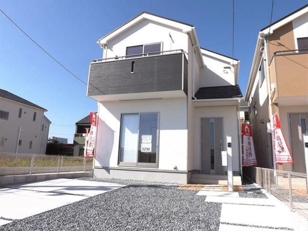 堺市堺区神保通第2期2号地 新築一戸建て