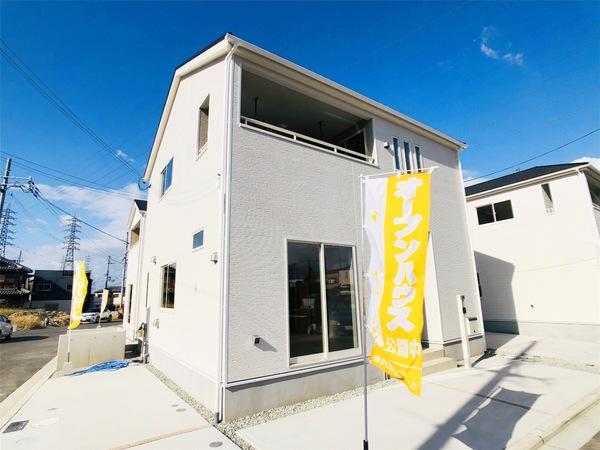 岸和田市摩湯町第3期7号地 新築一戸建て