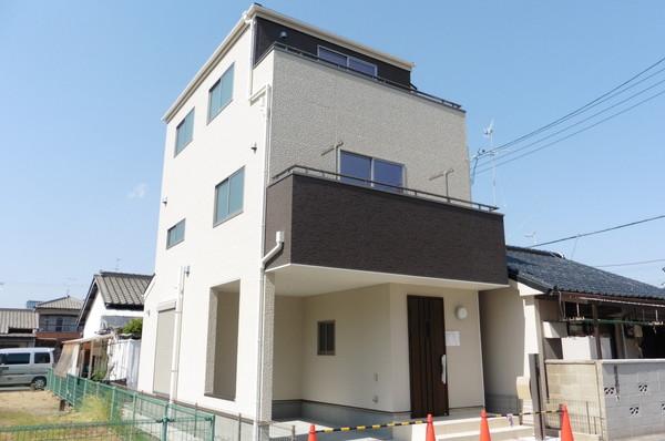 大阪市平野区喜連第4期2号地 新築一戸建て