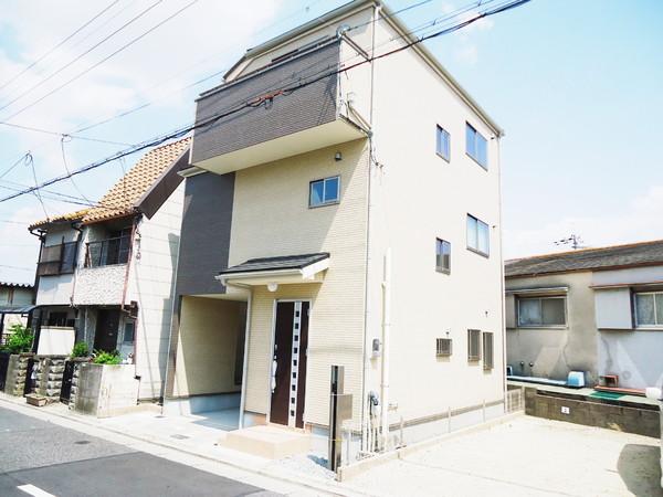 大阪市平野区喜連第4期3号地 新築一戸建て