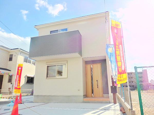 堺市美原区大饗第4期12号地 新築一戸建て