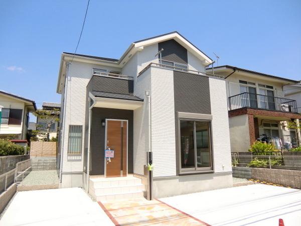 大阪市東住吉区住道矢田5号地 新築一戸建て