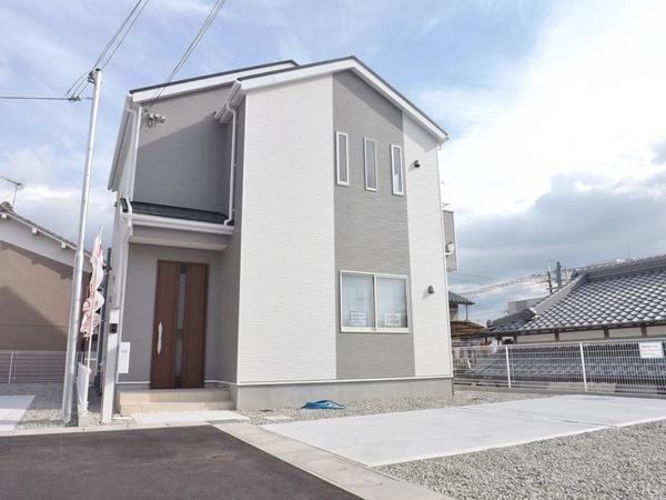 大阪市平野区瓜破第1期2号地 新築一戸建て