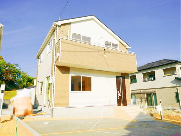 大阪市平野区瓜破第1期4号地 新築一戸建て