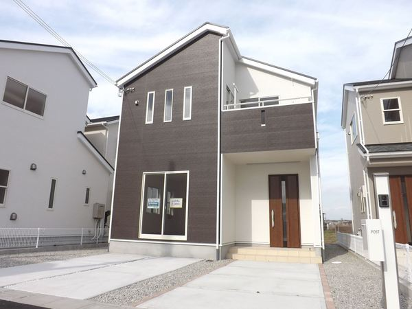 和泉市三林町第3期3号地 新築一戸建て