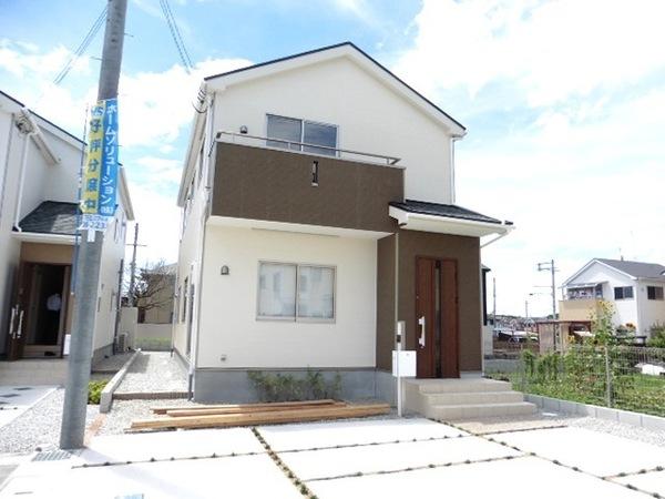 和泉市三林町第3期4号地 新築一戸建て