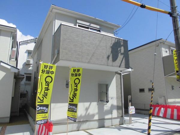 大阪市平野区瓜破第3期2号地 新築一戸建て