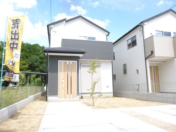 大阪市平野区瓜破第3期3号地 新築一戸建て