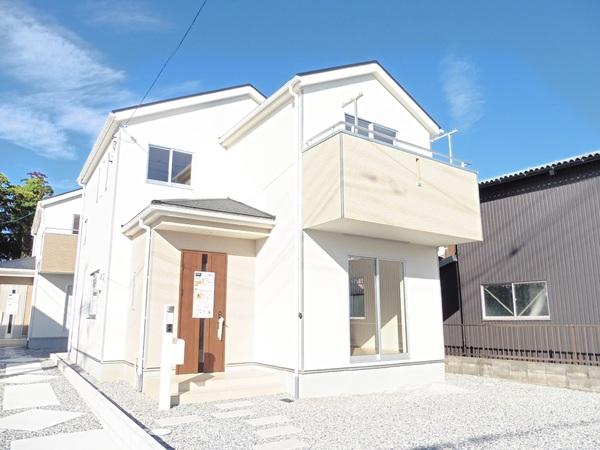 大阪市東住吉区矢田第4期 新築一戸建て