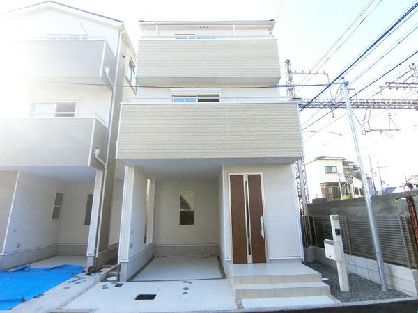 大阪市大正区南恩加島第1期2号地 新築一戸建て