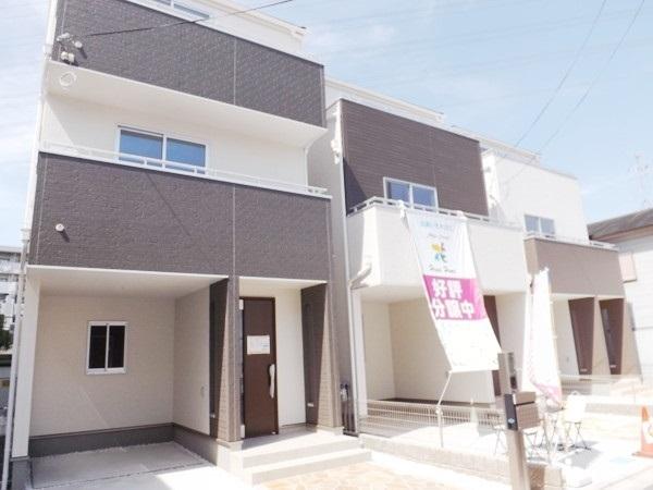 茨木市東奈良 新築一戸建て