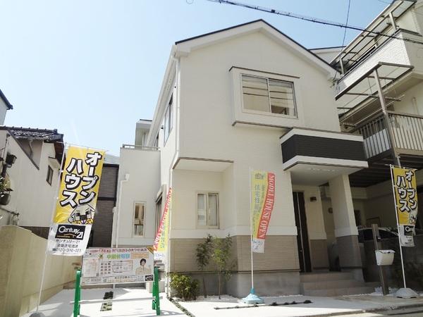 八尾市東久宝寺第1期B号地 新築一戸建て