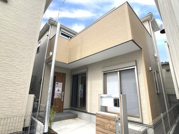 茨木市郡第6期3号地 新築一戸建て